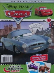 Marvel Comics's Disney-Pixar: Cars Issue # 1