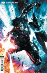 DC Comics's Suicide Squad Issue # 5b