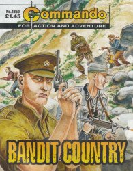 D.C. Thomson & Co.'s Commando: For Action and Adventure Issue # 4350