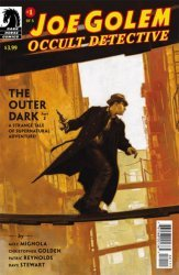 Dark Horse Comics's Joe Golem: Occult Detective - Outer Dark Issue # 1
