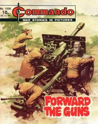D.C. Thomson & Co.'s Commando: War Stories in Pictures Issue # 1330