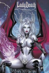 Coffin Comics's Lady Death: Unholy Ruin Issue # 1c