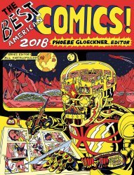 Houghton Mifflin Company's The Best American Comics Hard Cover # 2018