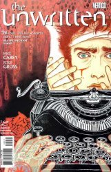 Vertigo's The Unwritten Issue # 2