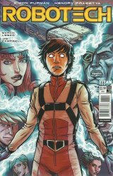 Titan Comics's Robotech Issue # 13