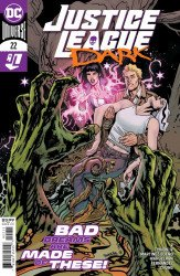 DC Comics's Justice League Dark Issue # 22