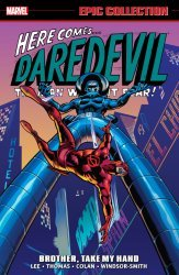 Marvel Comics's Daredevil: Epic Collection TPB # 3