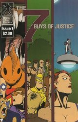 False Idol Studios's The Seven Guys of Justice Issue # 7