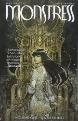 Image Comics's Monstress TPB # 1-2nd print