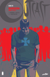 Image Comics's Outcast Issue # 35