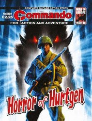 D.C. Thomson & Co.'s Commando: For Action and Adventure Issue # 5429