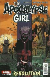 Amigo Comics's The Apocalypse Girl: Provocation Issue # 3