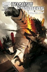 IDW Publishing's Transformers: Primacy Issue # 3sub