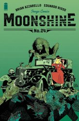 Image Comics's Moonshine Issue # 24