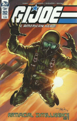 IDW Publishing's G.I. Joe: A Real American Hero Issue # 262