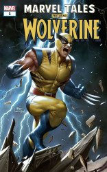 Marvel Comics's Marvel Tales: Wolverine Issue # 1