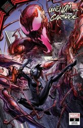 Marvel Comics's King in Black: Gwenom vs Carnage Issue # 2crain-a