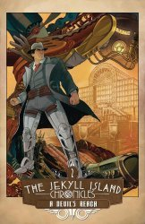 Top Shelf Productions's Jekyll Island Chronicles Soft Cover # 2