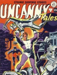 Alan Class & Company's Uncanny Tales Issue # 141