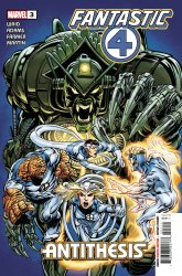 Marvel Comics's Fantastic Four: Antithesis Issue # 3