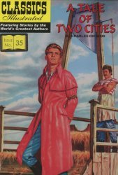 Classics Illustrated's Classics Illustrated: A Tale Of Two Cities TPB # 1
