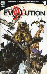 After-Shock Comics's Animosity: Evolution Issue # 1b