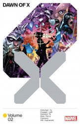 Marvel Comics's Dawn of X TPB # 2