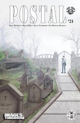Top Cow's Postal Issue # 21b
