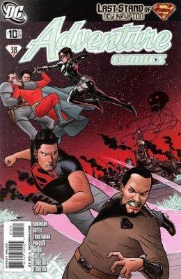 DC COMICS Adventure comics no 342 March 1966 12 cents issue USA