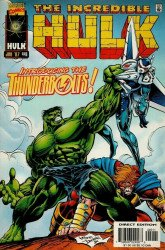 Marvel Comics's Incredible Hulk Issue # 449