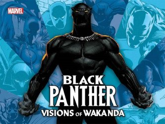 Marvel Comics's Black Panther: Visions Of Wakanda Hard Cover # 1