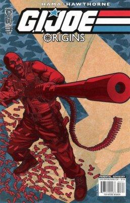 IDW Publishings GI Joe Origins Issue 3b