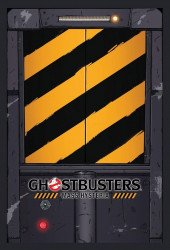 IDW Publishing's Ghostbusters: Mass Hysteria Oversized  Hard Cover # 1