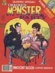 Globe Communications's Cracked: Monster Party Issue # 19