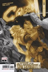 Marvel Comics's Cable Issue # 4 - 2nd print