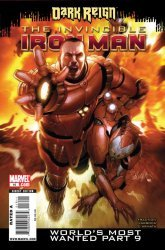 Marvel's Invincible Iron Man Issue # 16