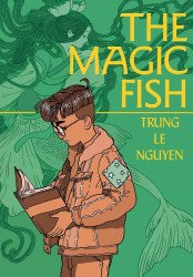 Random House's Magic Fish TPB # 1