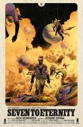 Image Comics's Seven to Eternity Issue # 11