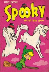 Magazine Management's Spooky the Tuff Little Ghost: Giant Edition Giant Size # 36-49
