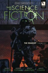Storm King Productions's John Carpenter's: Tales Of Science Fiction - Standoff  Issue # 3