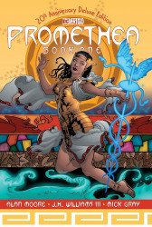 Vertigo's Promethea: 20th Anniversary Deluxe Edition Hard Cover # 1