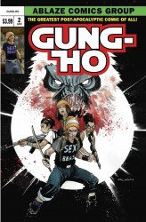 Ablaze Media's Gung-Ho Issue # 2b