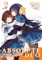 Seven Seas Entertainment's Absolute Duo Soft Cover # 2