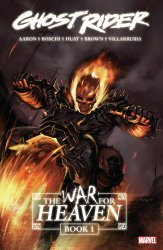 Marvel Comics's Ghost Rider: War for Heaven TPB # 1
