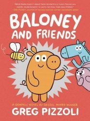 Little Brown & Company's Baloney and Friends Soft Cover # 1