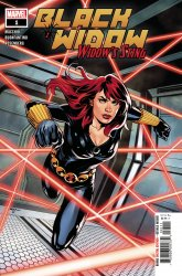 Marvel Comics's Black Widow: Widow's Sting Issue # 1