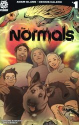 After-Shock Comics's Normals Issue # 1b