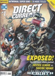 DC Comics's DIrect Currents Issue # 1