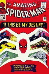 Marvel Comics's The Amazing Spider-Man Issue # 31