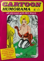 Visual Varieties's Cartoon Humorama Issue # 2